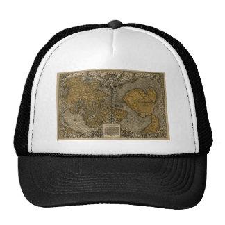 Oronce Fine 1531 Map Trucker Hat