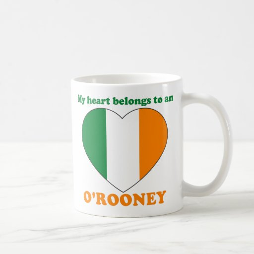 O'Rooney Taza Básica Blanca