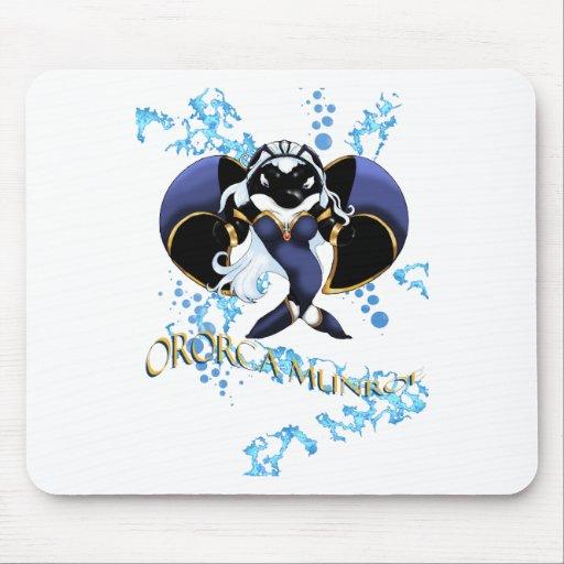 Ororca Munroe Mouse Pad