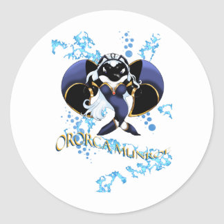 Ororca Munroe Sticker