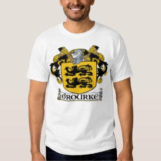 O'Rourke Coat of Arms Edun Live Tee Shirts