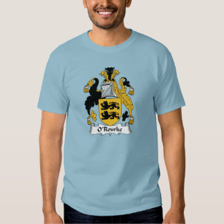 O'Rourke Family Crest Tee Shirt