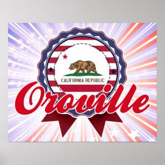 Oroville, CA Impresiones