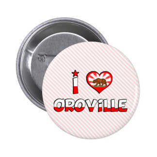 Oroville, CA Pin