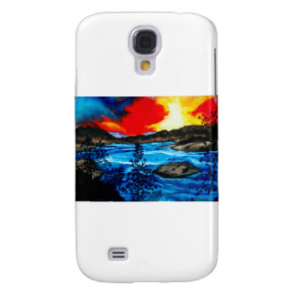 Oroville Colors Galaxy S4 Cover