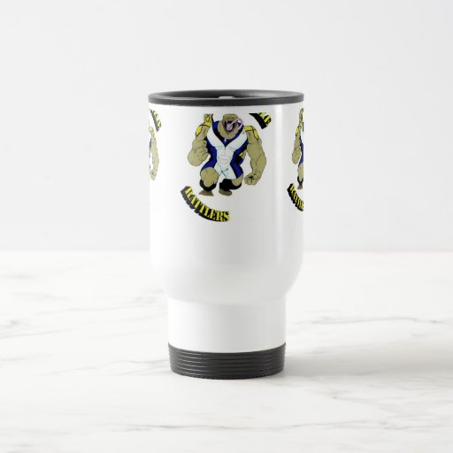 Oroville Rattlers Travel Mug