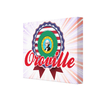 Oroville, WA Lona Estirada Galerías