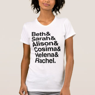 Orphan Black   Ampersand Design T-Shirt