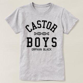 Orphan Black Castor Boys