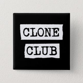 Orphan Black   Clone Club Typography Button