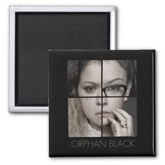 Orphan Black | Clone Collage Magnet