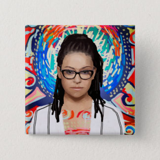 Orphan Black | Cosima Niehaus - Geek Chic Pinback Button