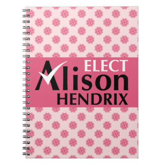 Orphan Black Elect Alison Hendrix Notebook