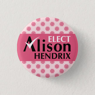 Orphan Black Elect Alison Hendrix Pinback Button