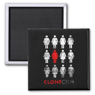 Orphan Black | Leda Clone Club Magnet