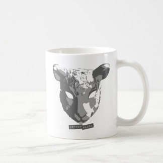 Orphan Black Sheep Mask Coffee Mug