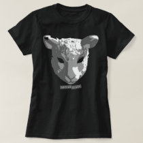 Orphan Black Sheep Mask T-Shirt