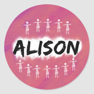 Orphan Black Sticker - Alison