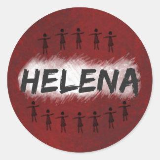 Orphan Black sticker - Helena