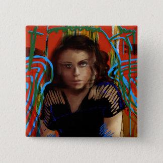Orphan Black   Tatiana Maslany - Character Collage Button