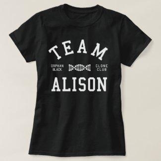 Orphan Black Team Alison
