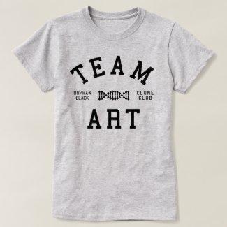 Orphan Black Team Art
