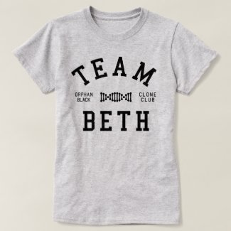 Orphan Black Team Beth T Shirt