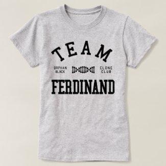 Orphan Black Team Ferdinand