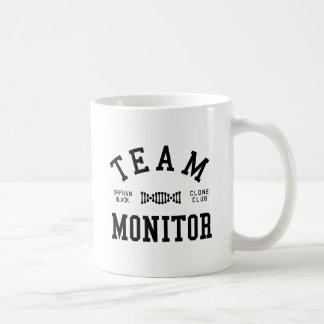 Orphan Black Team Monitor Coffee Mug