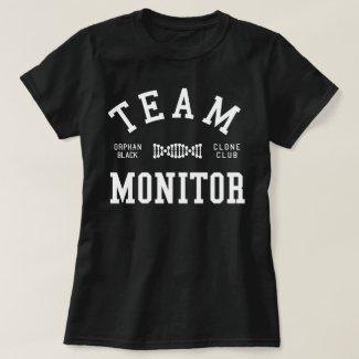Orphan Black Team Monitor