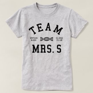 Orphan Black Team Mrs S