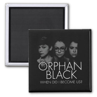 Orphan Black | Three Sestras Silhouette Magnet