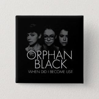 Orphan Black   Three Sestras Silhouette Pinback Button