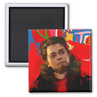 Orphan Black | Tony Sawicki - Cool Transgender Magnet