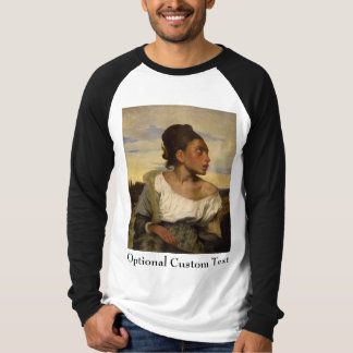 Orphan Girl at the Cemetery T-Shirt