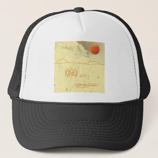 Orphan Songs Self-Titled Album Cover Trucker Hat