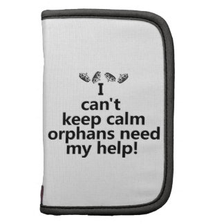 Orphans need my help planner