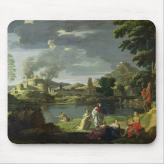 Orpheus and Eurydice 2 Mouse Pad