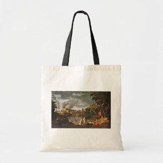 Orpheus And Eurydice By Poussin Nicolas Bags
