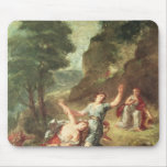 Orpheus and Eurydice, Spring Mouse Pad
