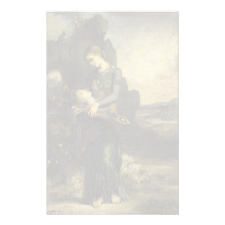 Orpheus by Gustave Moreau Stationery