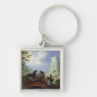 Orpheus Charming the Animals, 1626 Key Chain