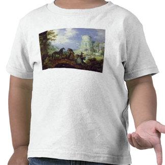 Orpheus Charming the Animals 1626 Tshirts