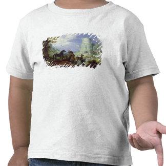 Orpheus Charming the Animals 1626 T-shirt