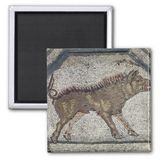 Orpheus Charming the Animals Magnet