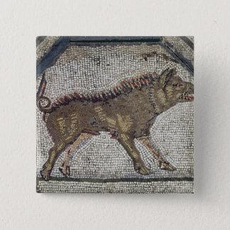 Orpheus Charming the Animals Pinback Button