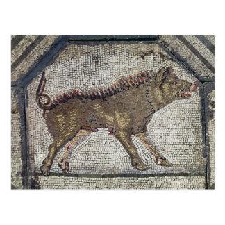 Orpheus Charming the Animals Postcard