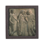 Orpheus, Eurydice and Hermes (marble) Gift Box