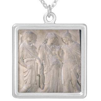 Orpheus, Eurydice and Hermes Custom Jewelry