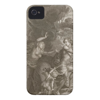 Orpheus, Leading Eurydice Out of Hell, Looks Back iPhone 4 Cover
